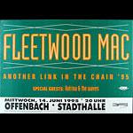 Fleetwood Mac German Concert Poster