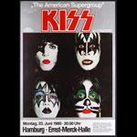 German Concert Posters