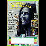 Bob Marley Memorial German Tour Poster