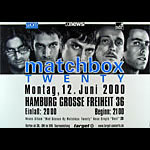 Matchbox Twenty German Concert Poster