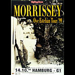 Morrissey Oye Esteban German Concert Poster