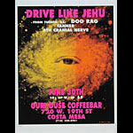 Matt Getz Drive Like Jehu Poster