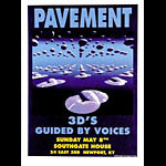 Matt Getz Pavement Poster