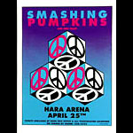 Matt Getz Smashing Pumpkins Poster