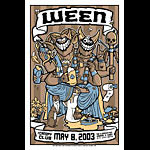Gregg Gordon Ween Poster
