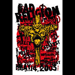 Gregg Gordon Bad Religion Poster