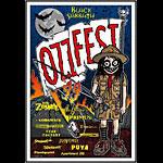 Gregg Gordon Ozzfest Poster