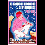 Darren Grealish Beachwood Sparks Poster