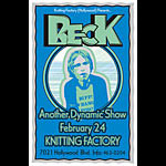 Darren Grealish Beck Poster