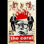 Darren Grealish The Coral Poster