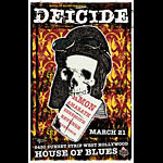 Darren Grealish Deicide Poster