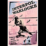 Darren Grealish Interpol Poster