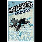 Darren Grealish International Noise Conspiracy Poster