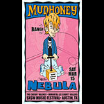 Darren Grealish Mudhoney Poster