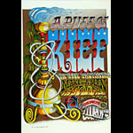 Rick Griffin Puff Of Kief Poster