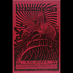 Rick Griffin The Ninth Wave Art Show Poster