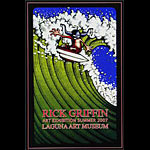 Rick Griffin Rick Griffin 2007 Art Exhibition - Laguna Art Museum Poster