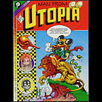 Rick Griffin Man From Utopia Underground Comic