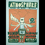 Dan Grzeca Atmosphere Poster