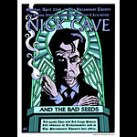 Justin Hampton Nick Cave And The Bad Seeds Poster