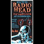 Justin Hampton Radiohead Poster