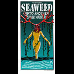 Justin Hampton Seaweed Poster