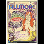 Japanese Fillmore Movie Handbill