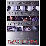 Neil Young Movie Japanese Handbill