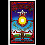 Rick Griffin Grateful Dead Hawaiian Aoxomoxoa Poster