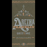 Hatch Show Print Aretha Franklin Poster