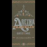 Hatch Show Print Aretha Franklin Poster