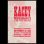 Hatch Show Print Kacey Musgraves Poster