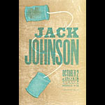 Hatch Show Print Jack Johnson Poster