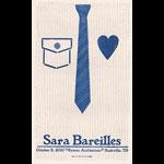 Hatch Show Print Sara Bareilles Poster