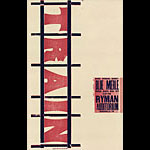 Hatch Show Print Train Poster