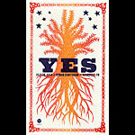 Hatch Show Print Yes Poster