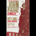 Hatch Show Print John Prine Poster