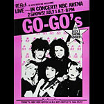 The GoGos in Hawaii Poster