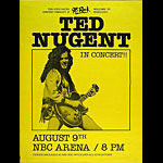 Ted Nugent in Hawaii Poster