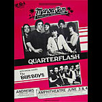 Quarterflash in Hawaii Poster
