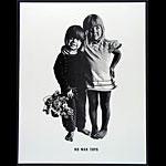 No War Toys Poster