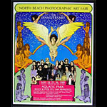 Gilbert Johnson 10th Annual North Beach Photographic Art Fair Poster