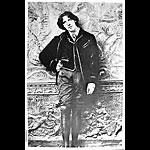 Rare Berkeley Bonaparte Oscar Wilde Poster
