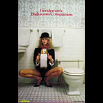 Gentleman's Bathroom Companion National Lampoon Poster
