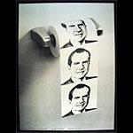 1970 Richard Nixon Toilet Paper Poster