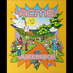 Arcee Cone Acme Juicerator  Poster