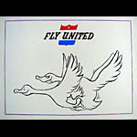 Fly United Poster