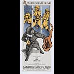 Derek Hess Mushroomhead Poster