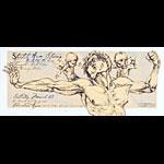 Derek Hess Stretch Arm Strong Poster