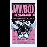 Derek Hess Jawbox Poster